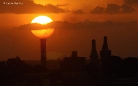 012701 site abr15 Por do sol industria J Pessoa PB Foto Cacio Murilo