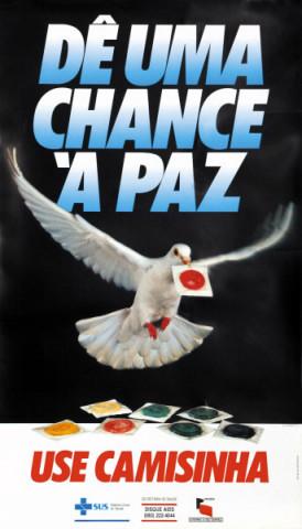 De uma chance a paz