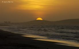 Jericoacoara sol site abr15 Foto Cacio Murilo
