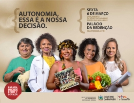 campanha dia internacional da mulher 2015 takes